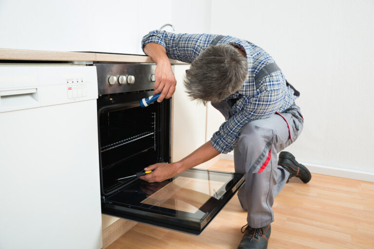 electric stove repairs near me